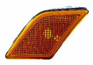 2008-2011 Mercedes Benz C300 Front Marker Light - Left (Driver)