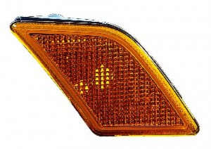 2008-2011 Mercedes Benz C350 Front Marker Light - Right (Passenger)