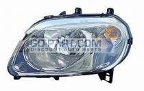 2007-2010 Chevrolet (Chevy) HHR Headlight Assembly - Left (Driver)