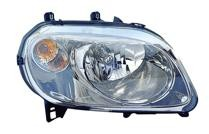 2007 - 2010 Chevrolet (Chevy) HHR Front Headlight Assembly Replacement Housing / Lens / Cover - Right (Passenger)