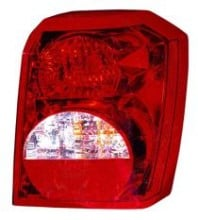 2008 - 2012 Dodge Caliber Tail Light Rear Lamp - Right (Passenger)