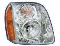 2007 - 2013 GMC Yukon (Full Size) Front Headlight Assembly Replacement Housing / Lens / Cover - Right (Passenger)