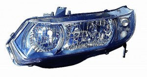 2010-2011 Honda Civic Headlight Assembly - Left (Driver)