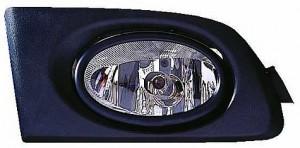 2003-2003 Honda Civic Fog Light Lamp -  (Pair, Driver & Passenger)