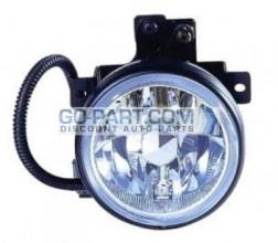 2007-2008 Honda Element Fog Light Lamp -  (Pair, Driver & Passenger)