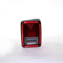 2007-2010 Jeep Wrangler Tail Light Rear Brake Lamp - Right (Passenger)