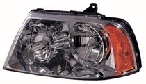2003 - 2006 Lincoln Navigator Headlight Assembly (HID) - Left (Driver)