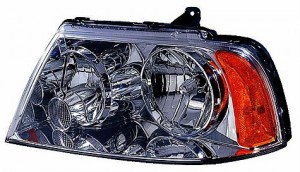 2003-2006 Lincoln Navigator Headlight Assembly (HID) - Left (Driver)