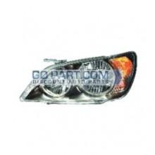 2004-2005 Lexus IS300 Headlight Assembly - Left (Driver)