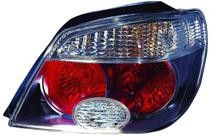 2005 - 2006 Mitsubishi Outlander Rear Tail Light Assembly Replacement (for Limited Models) - Right (Passenger)