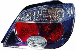 2005-2006 Mitsubishi Outlander Tail Light Rear Lamp (for Limited Models) - Right (Passenger)