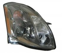 2005 - 2006 Nissan Maxima Headlight Assembly (Halogen) - Right (Passenger)