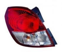 2008 - 2009 Saturn Vue Hybrid Rear Tail Light Assembly Replacement / Lens / Cover - Left (Driver)