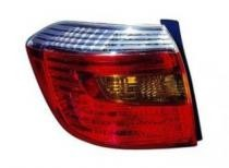 2008 - 2010 Toyota Highlander Rear Tail Light Assembly Replacement (Sport Model) - Left (Driver)