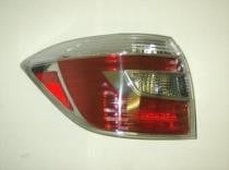 2008 - 2010 Toyota Highlander Hybrid Rear Tail Light Assembly Replacement / Lens / Cover - Left (Driver)