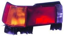 1991 - 1994 Toyota Tercel Rear Tail Light Assembly Replacement / Lens / Cover - Right (Passenger)