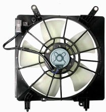 2002-2006 Acura RSX Radiator Cooling Fan Assembly [Manual]