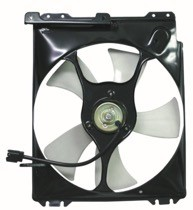 1998 Subaru Forester Radiator Cooling Fan Assembly