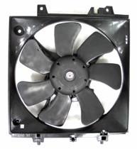2002 - 2005 Subaru Impreza Cooling Fan Assembly (WRX + WRX Sport)