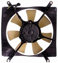 2002-2007 Suzuki Aerio Radiator Cooling Fan Assembly