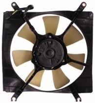 2002 - 2007 Suzuki Aerio Radiator Cooling Fan Assembly