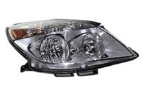 2007 Saturn Aura Headlight Assembly - Right (Passenger)