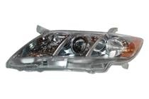 2007 - 2009 Toyota Camry Hybrid Headlight Assembly (Sedan + USA) - Right (Passenger)