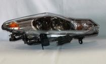 2009 - 2014 Nissan Murano Front Headlight Assembly Replacement Housing / Lens / Cover - Right (Passenger)