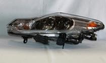 2009 - 2014 Nissan Murano Front Headlight Assembly Replacement Housing / Lens / Cover - Left (Driver)