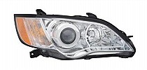 2008 - 2009 Subaru Outback Headlight Assembly - Right (Passenger)