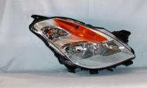 2008 - 2009 Nissan Altima Headlight Assembly (Coupe + HID) - Right (Passenger)