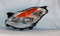 2008 - 2009 Nissan Altima Headlight Assembly (Coupe + HID) - Left (Driver) Replacement
