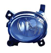 2009 - 2012 Volkswagen Cc Fog Light Lamp - Right (Passenger)