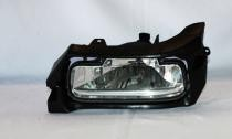 2006 - 2011 Mercury Grand Marquis Fog Light Assembly Replacement Housing / Lens / Cover - Right (Passenger)