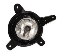 2009 - 2010 Kia Sportage Fog Light Assembly Replacement Housing / Lens / Cover - Left (Driver)