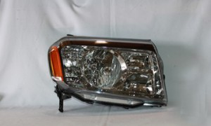 2009-2011 Honda Pilot Headlight Assembly - Right (Passenger)