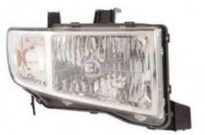 2009-2014 Honda Ridgeline Headlight Assembly - Right (Passenger)