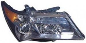 2007-2009 Acura MDX Headlight Assembly (Sport) - Right (Passenger)