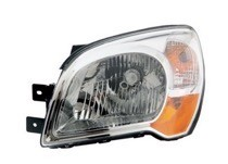 2009 - 2010 Kia Sportage Headlight Assembly - Left (Driver)