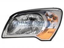 2009-2010 Kia Sportage Headlight Assembly - Left (Driver)