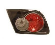 2006 - 2008 Mazda 6 Mazda6 Tail Light Rear Lamp (OEM + Sedan + with Turbo + Inner) - Left (Driver)
