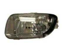 2007 - 2009 Mazda CX9 Fog Light Assembly Replacement Housing / Lens / Cover - Left (Driver)
