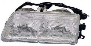 1990-1991 Honda Civic Headlight Assembly - Left (Driver)