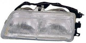 1990-1991 Honda Civic CRX Headlight Assembly - Left (Driver)