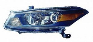 2011-2012 Honda Accord Headlight Assembly - Left (Driver)