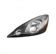 2009-2010 Honda Fit Headlight Assembly (Base / DX / LX) - Left (Driver)