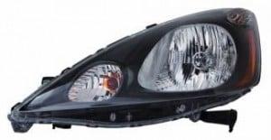 2012-2014 Honda Fit Headlight Assembly - Left (Driver)
