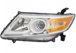 2011-2013 Honda Odyssey Headlight Assembly - Left (Driver)