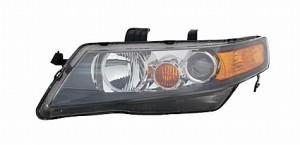 2006-2008 Acura TSX Headlight Assembly - Left (Driver)