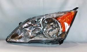 2007-2011 Honda CR-V Headlight Assembly - Left (Driver)